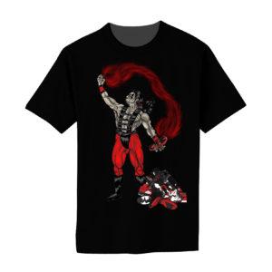 T-Shirt Design Beazie the Artist