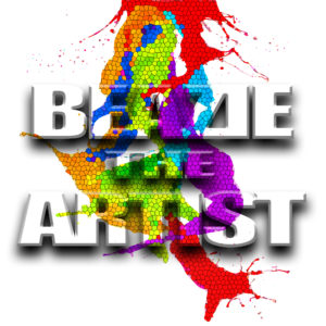 T-Shirt Logo Design Beazie the Artist