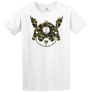 T-Shirt Design Panda Army Beazie the Artist