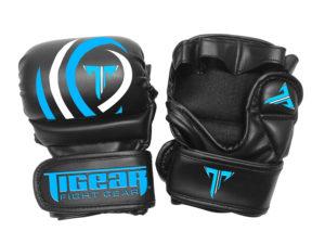 Tiger Fight Gear MMA Gloves Design Beazie the Artist